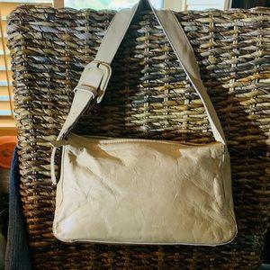 Adorable Distress Leather Shoulder Bag, Brand is access NWOT